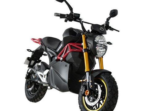Daymak Rogue 72V Electric Bike
