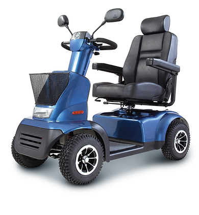 Afikim Breeze C4 Mobility Scooter