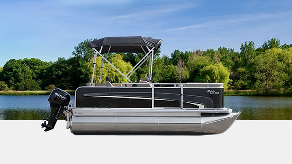 16ft Deluxe - Compact Pontoons