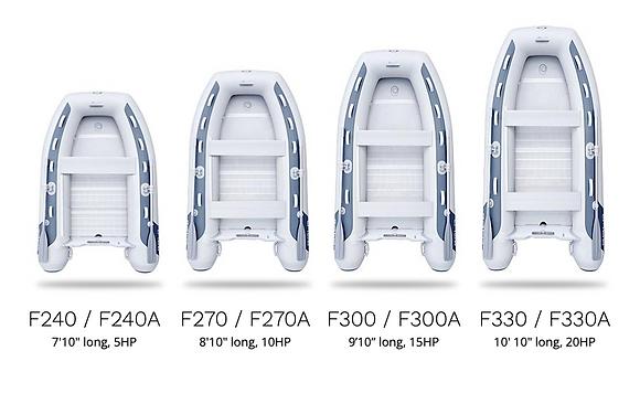 GALA Freestyle F240-F450 Tenders