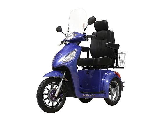 Daymak Rickshaw King 950W Mobility Scooter