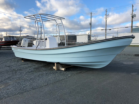 Corvina 225 with 90HP & Trailer