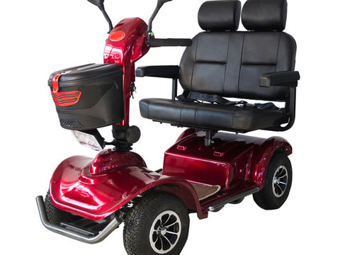 Daymak Boomerbuggy Two Seater Mobility Scooter