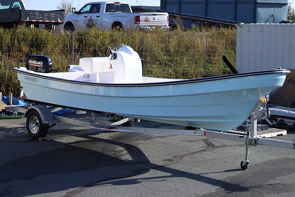 Corvina 225 with 50HP & Trailer