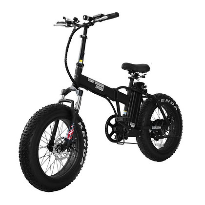 Daymak Foldable Electric Fat Bike (New Yorker)