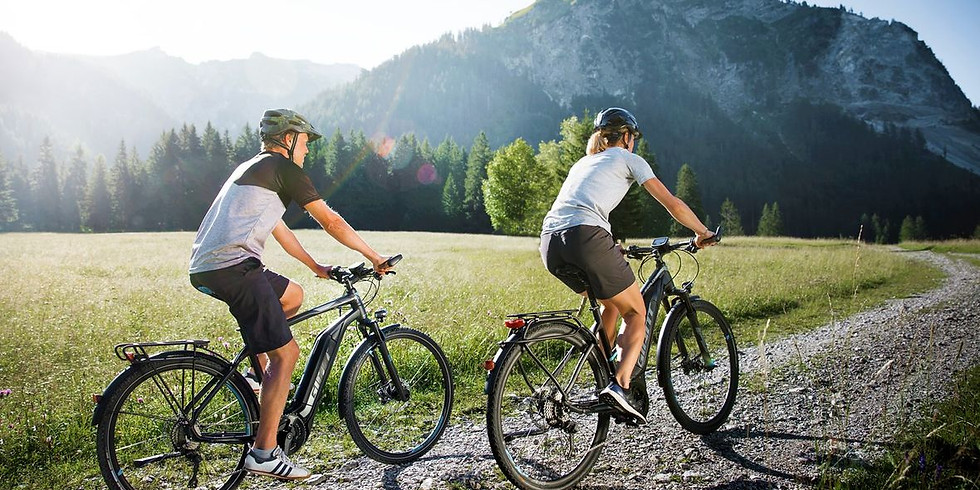 Join us! Free Guided eBike Tour
