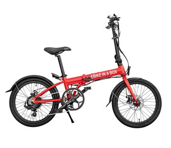 Daymak eBike-in-a-box  (Portable and Folding)