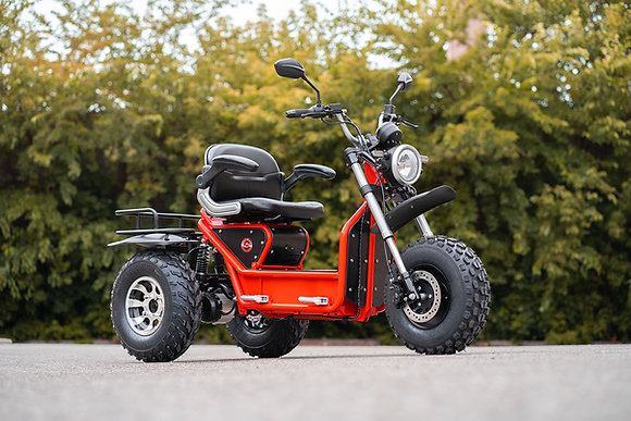 Daymak Boomerbeast 2.0 Off-Road Mobility Scooter