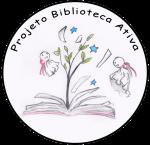 Logo projeto Biblioteca Ativa