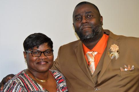 Mr. & Mrs. Bernard Harvey