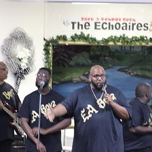 The Echoaires-Back 2 School Bash