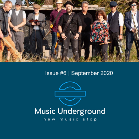 Welcome to September 2020 Issue - Here is what is inside