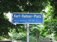 Méditation avec Karl Rahner