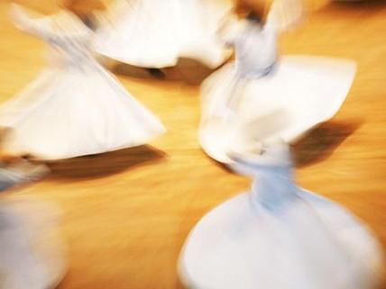 Cheminer avec un poète soufi