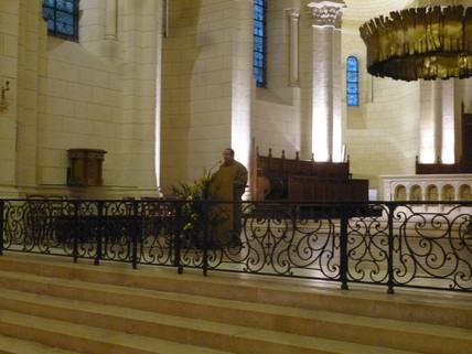Moment magique d'orgue et méditation