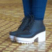High Heeled Sneakers