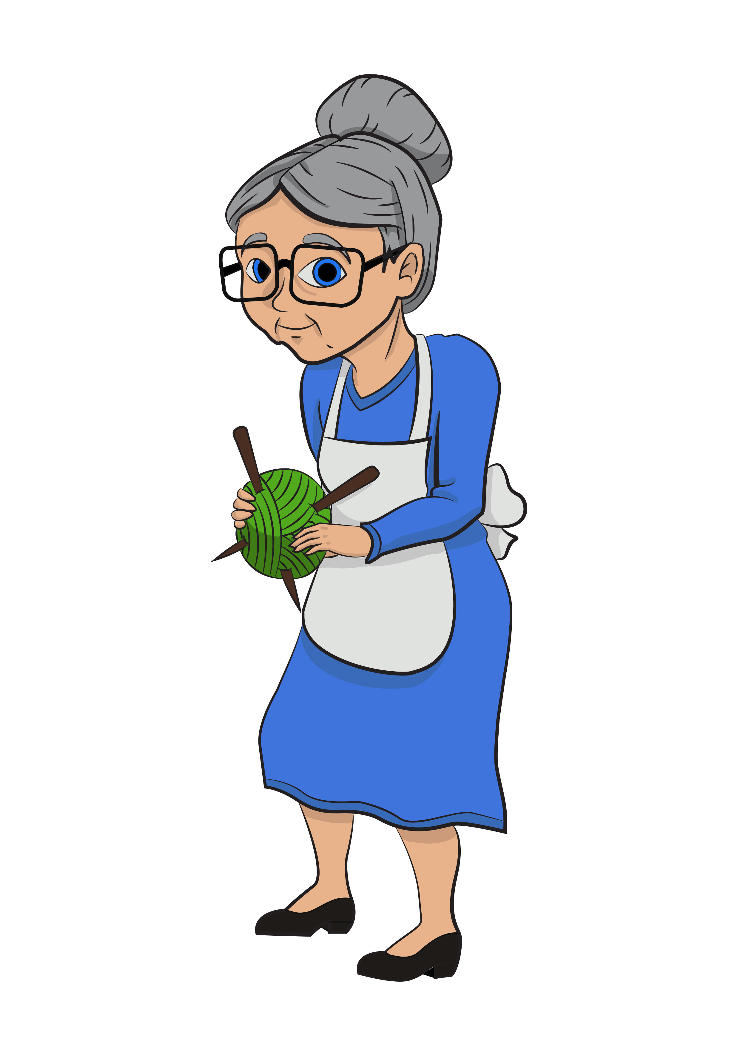 Super Sal's Granny