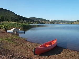 canoe pedalo