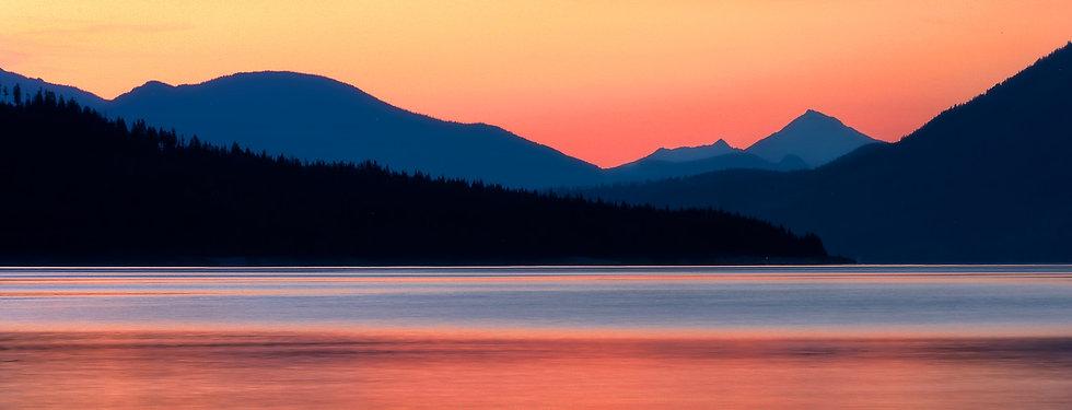 Kootenay Sunset
