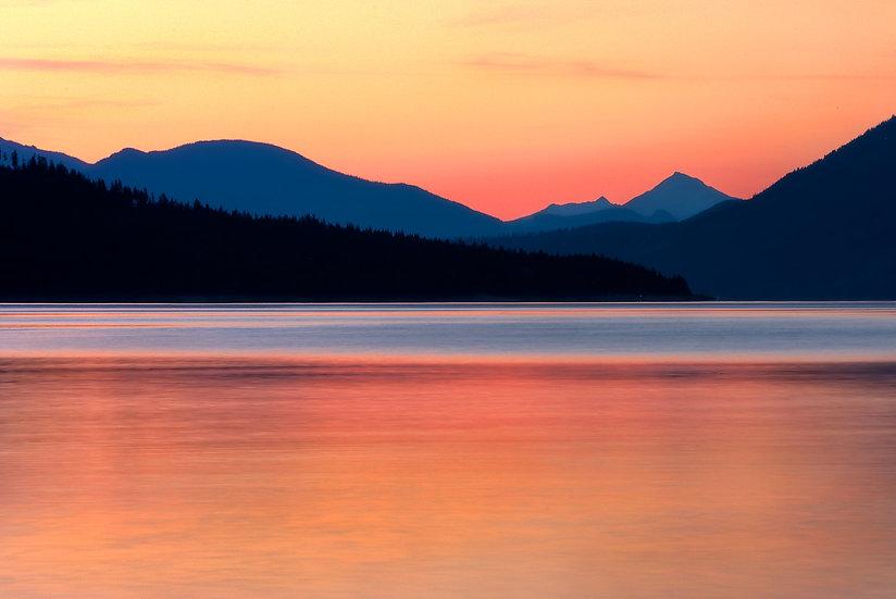 Kootenay Sunset 2