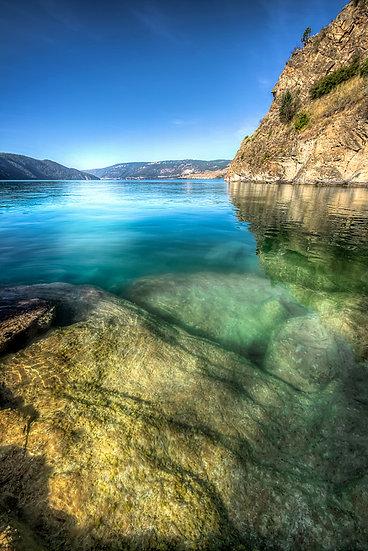 Lake Of Many Colours