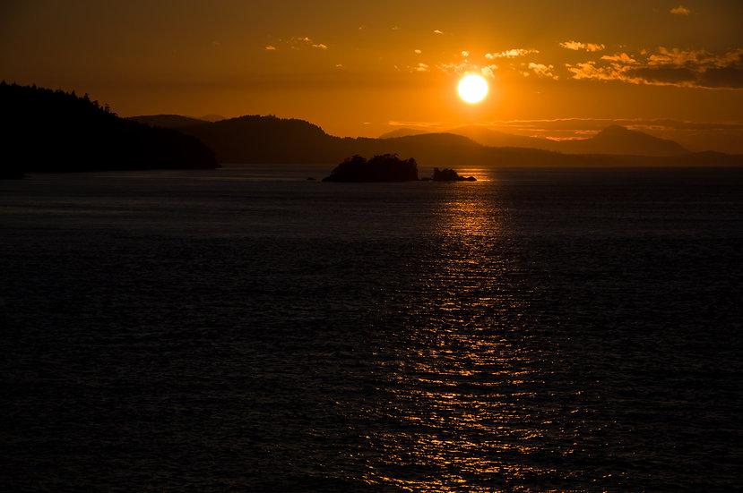 Island Sundown