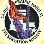 Cajun Prairie Habitat Preservation Society logo
