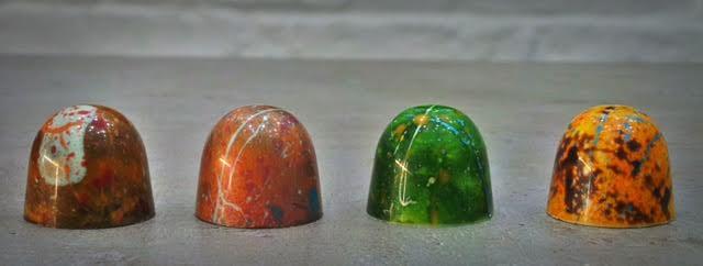 Casca kézműves bonbonok