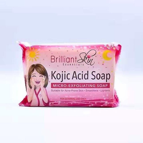 Brilliant Kojic Acid soap