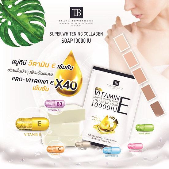 Pro VITAMIN E Super Whitening Collagen Soap 10,000 IU