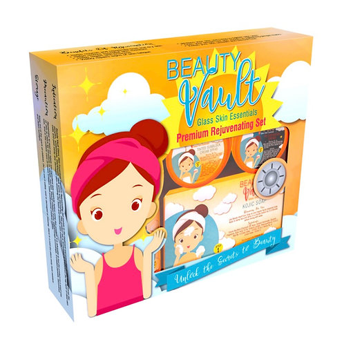 Beauty Vault Rejuvenating Set