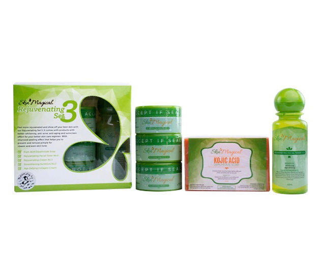 Skin Magical Rejuvenating Set 3