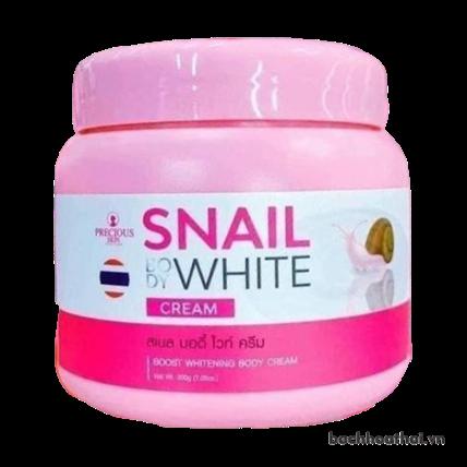 Snail White Boost Whitening Body cream