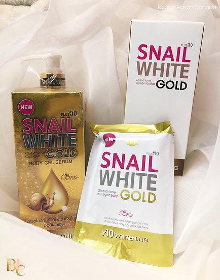 Snail White Gold Bundle
