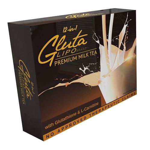 12 in 1 Glutalipo Detox Milktea