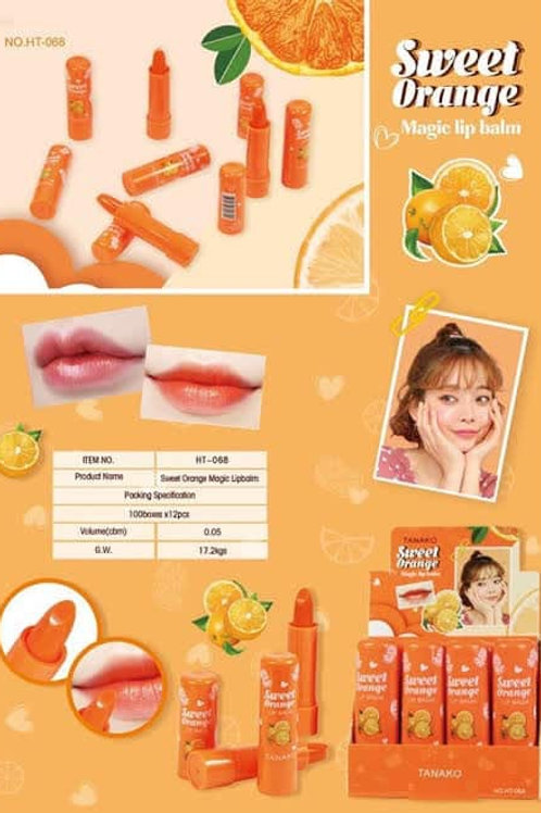 Tanako Sweet Orange Lipbalm