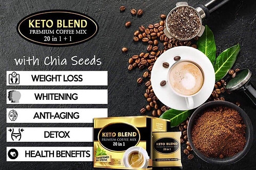 Keto Blend Premium Coffee