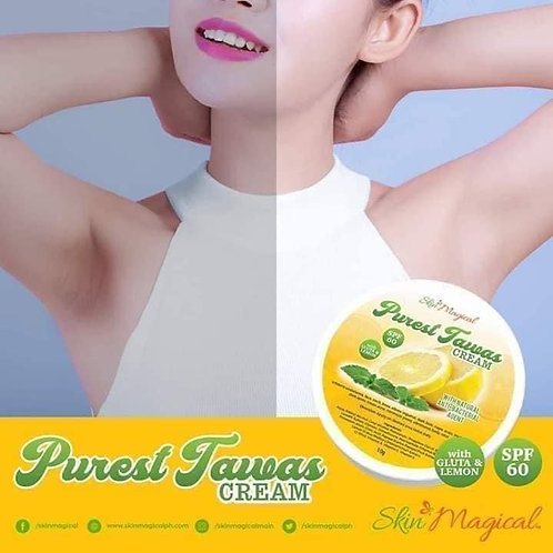Skin Magical Purest tawas Cream