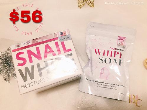Snail White Duo