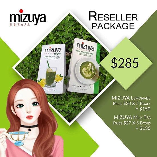 Mizuya Reseller Package