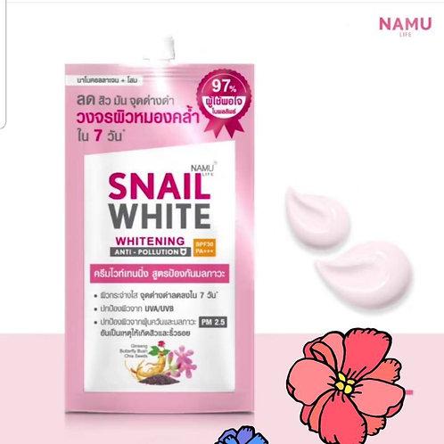 Namu Life Snail White Whitening Anti-Pollution Sachet
