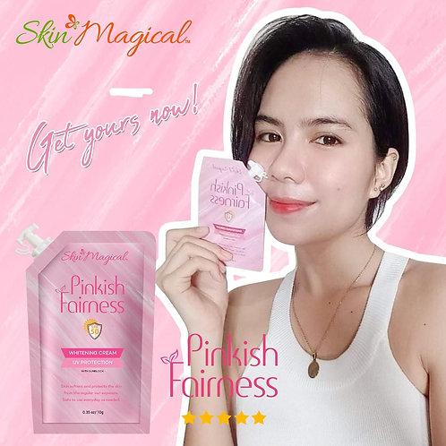 Skin Magical Pinkish Fairness SPF 50 Whitening Cream