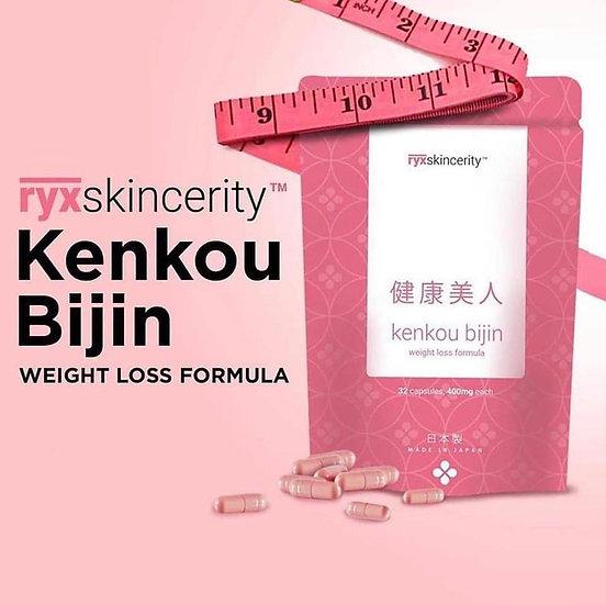 Ryxskincerity Kenkou Bijin (Weight Loss Formula)