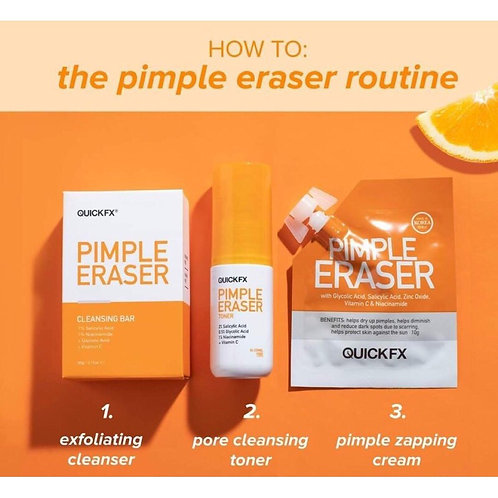 Quick FX Pimple Eraser Set