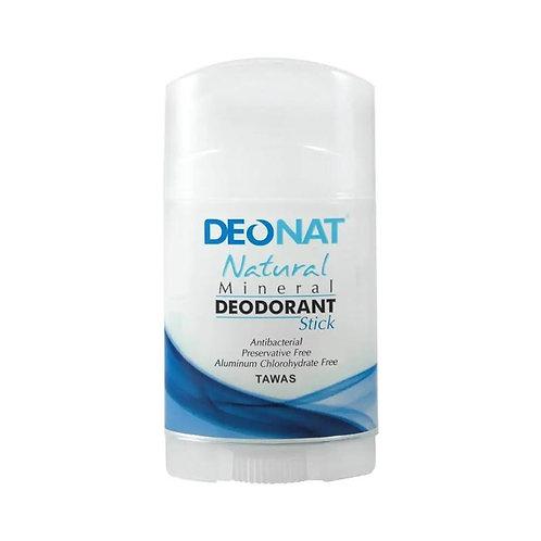 Deonat Natural Mineral Deodorant Stick 60g