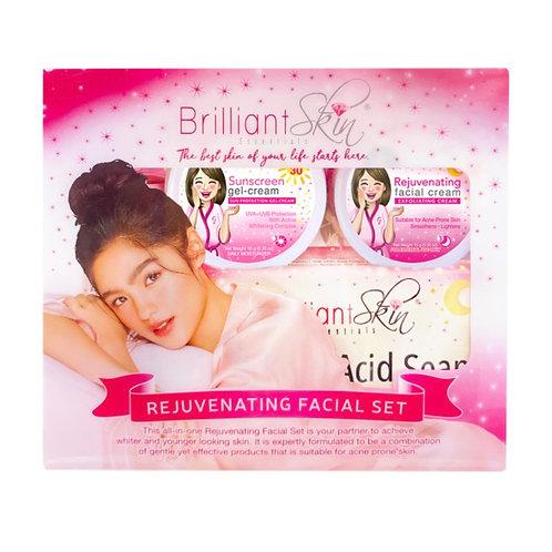 Brilliant Rejuvenating Facial Set