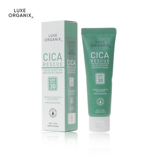 Luxe Organix Cica Rescue Color Adapting Recover Cream