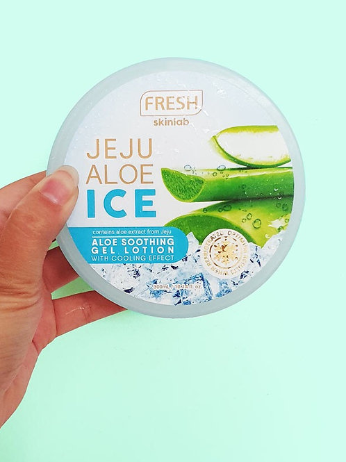 Fresh Skinlab Jeju Aloe Ice Soothing Gel