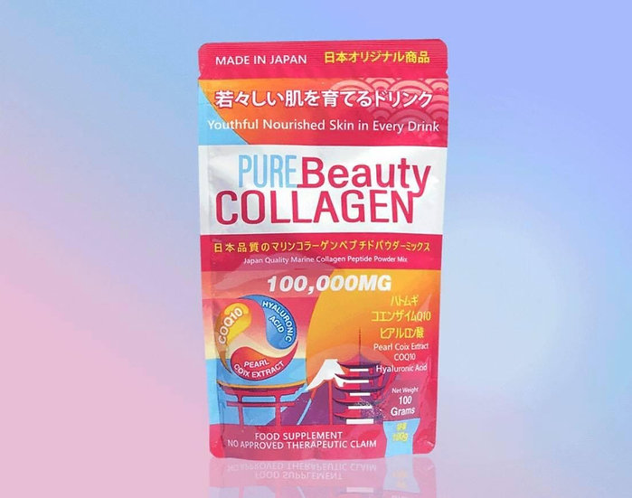 Pure Beauty Collagen Powder