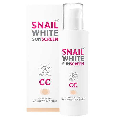 Namu Snail White CC Sunscreen